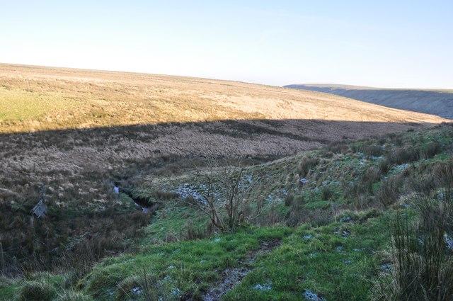 Exmoor : River Exe & Moorland