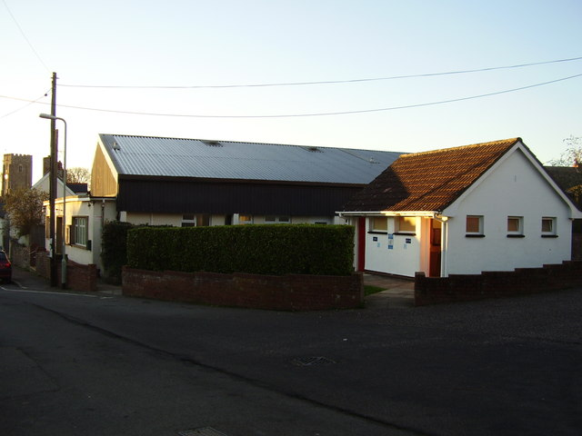 Woodbury village hall and toilets