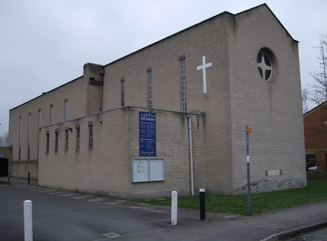All Saints Church, Southbrook Street