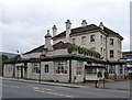 TQ2180 : The Kings Arms, Acton Vale by Alan Murray-Rust