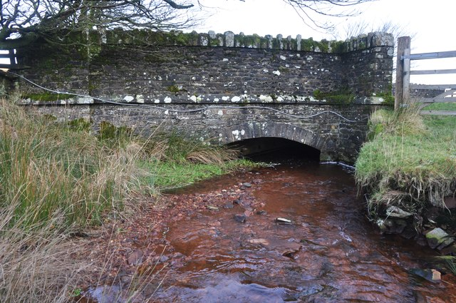 Exmoor : Exe Head Bridge