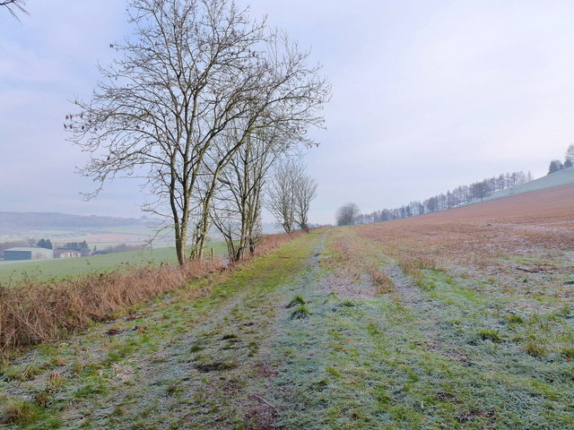 Herefordshire Trail - heading east