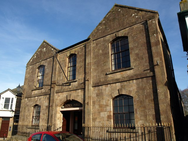 Town Hall, North Tawton