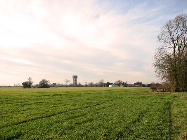 Fields by Oxbridge Farm