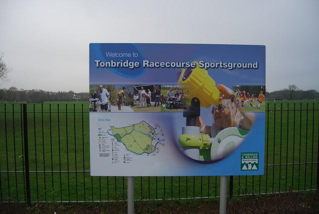 Tonbridge Racecourse Sports Ground