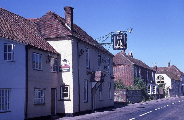 New Inn, Hambledon