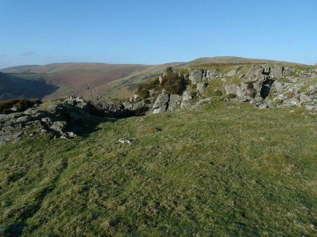 Rocks on Glan-Hafon