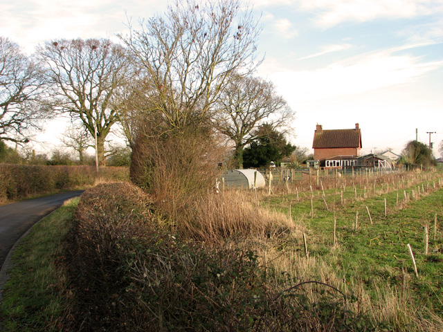Cottage by Red House Farm