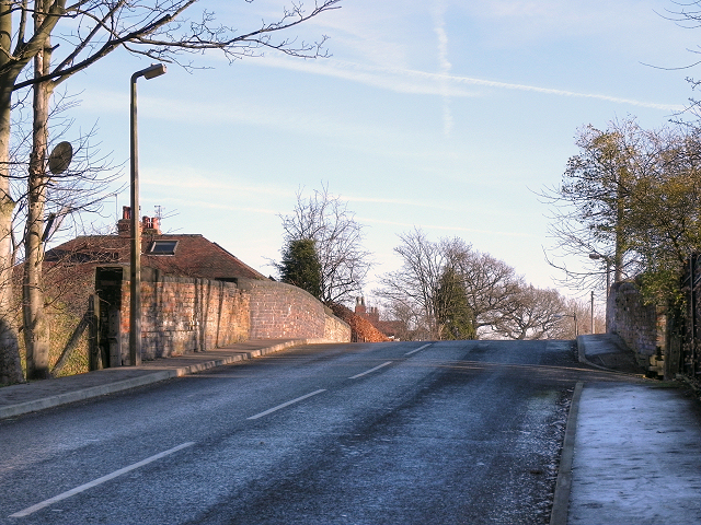 Bank Hall Lane