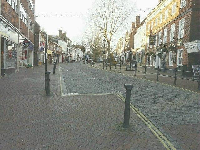 Lower High Street, Ashford