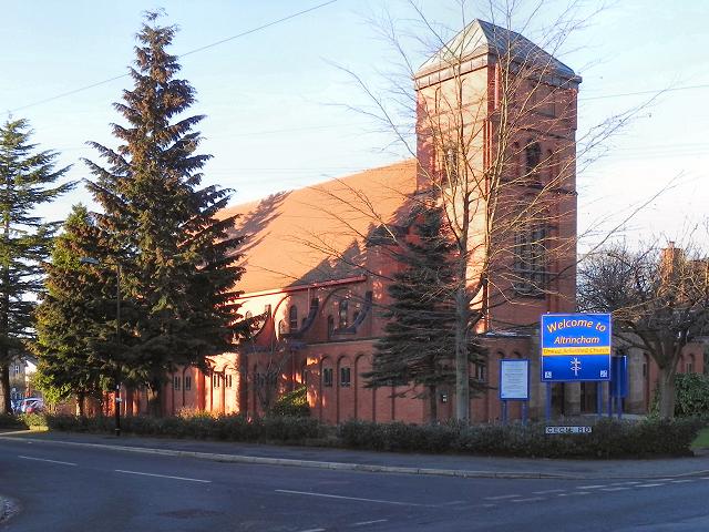 Altrincham United Reformed Church (Trinity Hale Church)