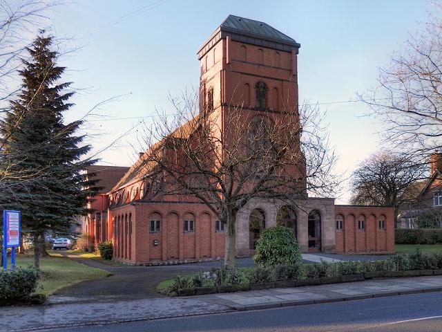 Trinity Hale (Altrincham United Reformed) Church