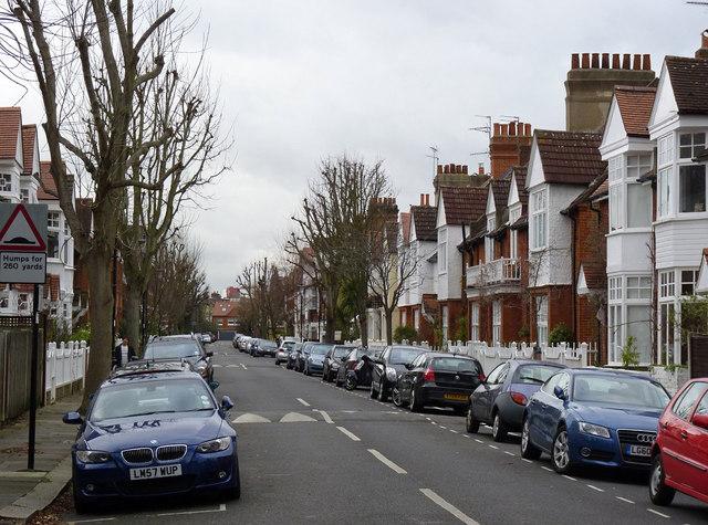 Blandford Road