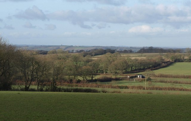 Farmland, Vennpark Moor