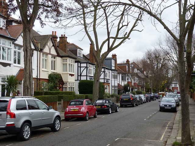 Blenheim Road, Bedford Park