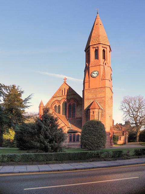 St Peter's Parish Church, Hale