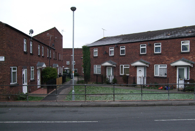 Bay Tree Court, Tree Courts Housing Estate, Pinehurst