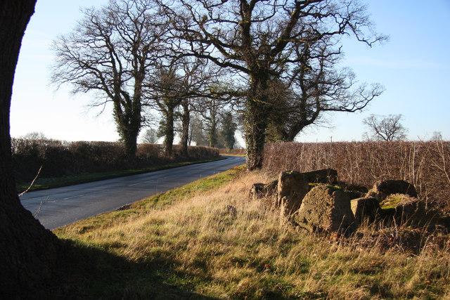 Oxton Road
