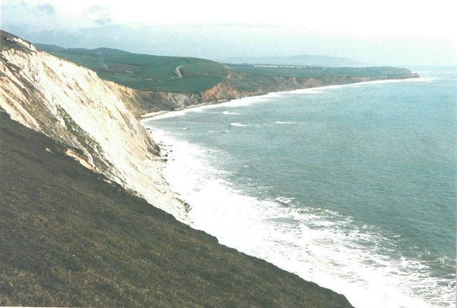Compton Bay in 1988