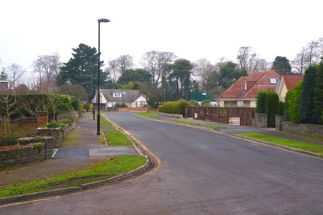 Rothesay Drive, Highcliffe, Dorset