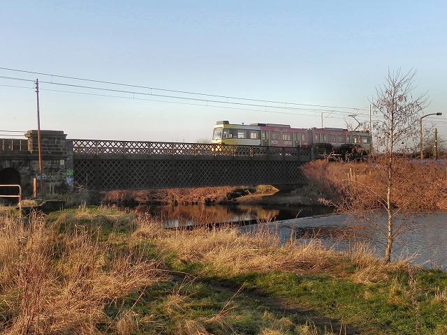Crossing the Irwell