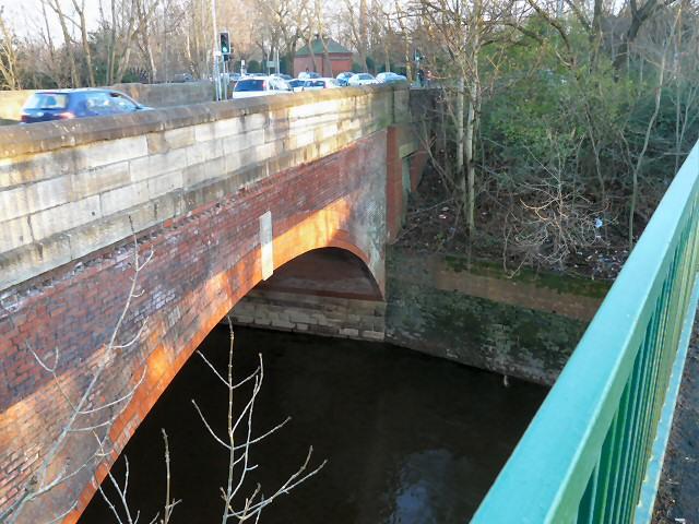 Carrington Bridge
