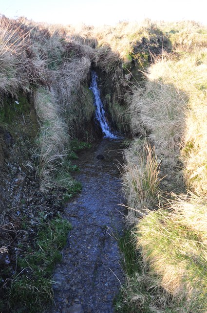 Exmoor : Stream & Waterfall