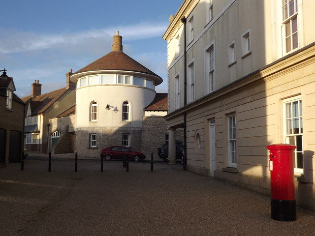 Round House in Poundbury