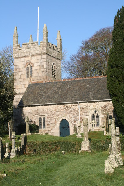 Mawnan Parish Church