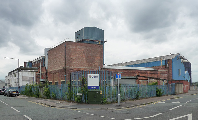 Factory, Elsinore Road, Manchester