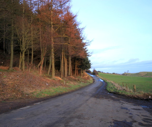Hill Road  by Ballingry