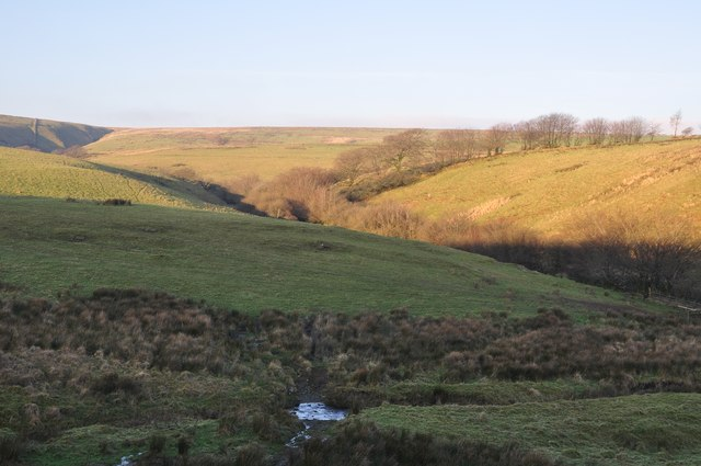 Exmoor : West Somerset Moorland