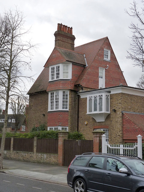 1, Woodstock Road, Bedford Park