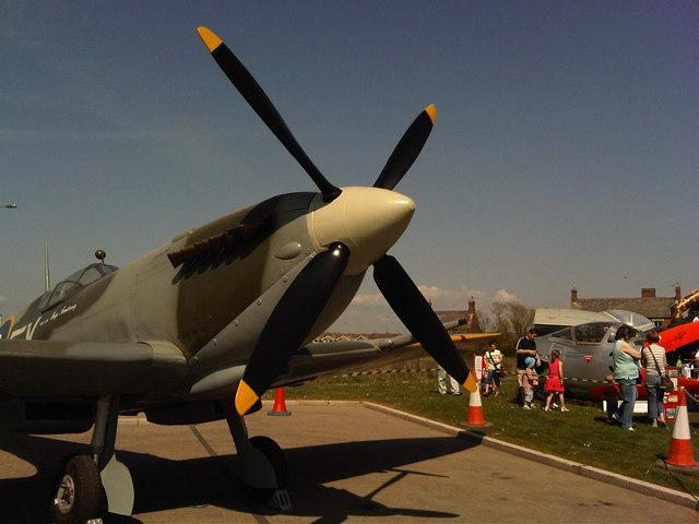 Spitfire, Blyth Battery