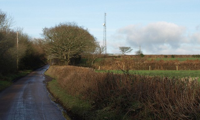 Lane to Farley's Grave