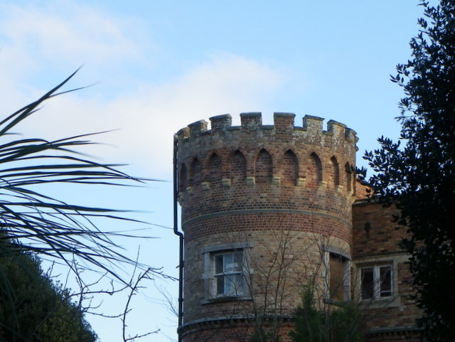 Tower, Brownsea Castle