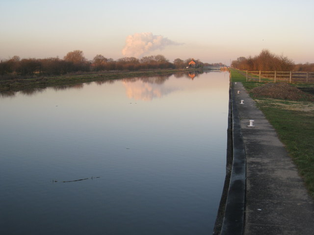 The New Junction Canal