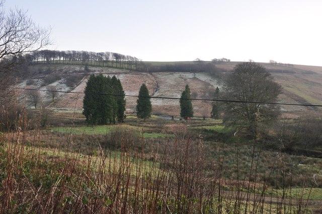 Exmoor : Moorland Scenery
