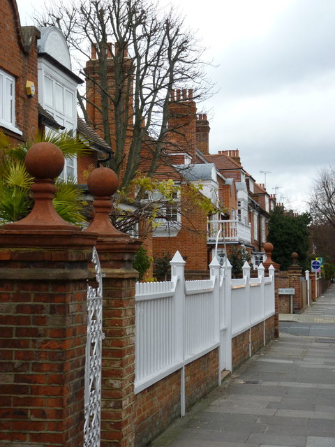 1 and 2 Rupert Gardens, Bedford Park