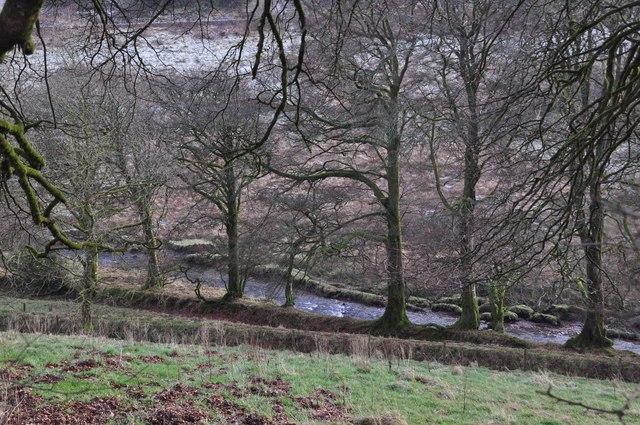 Simonsbath : Bale Water