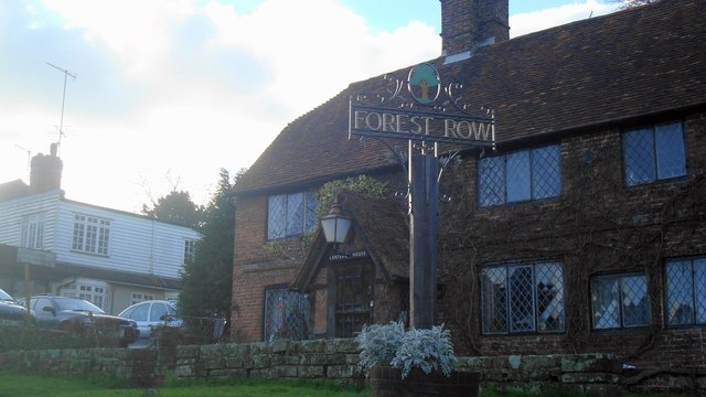 Forest Row village sign
