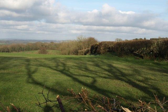 Field near Skinnersland