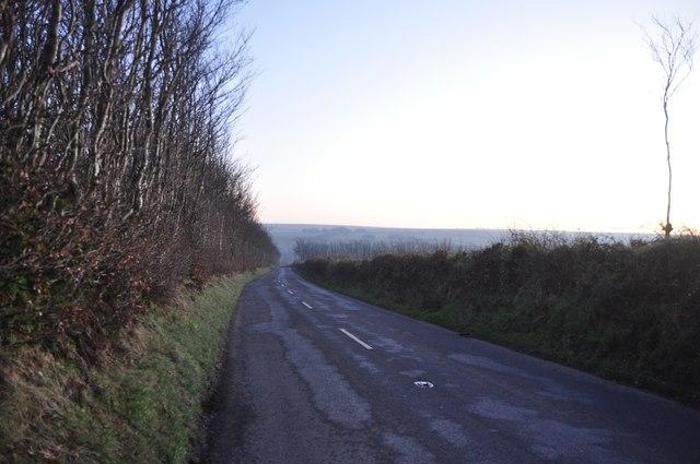 Exmoor : The B3223