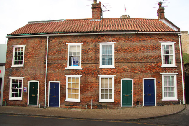 Drury Lane cottages