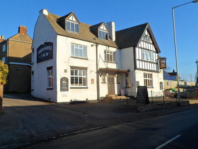 Coach & Horses Inn, Ebley