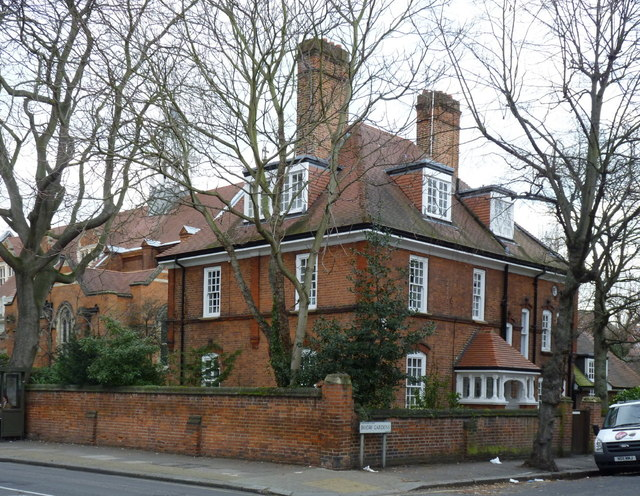 The Vicarage, Bedford Park