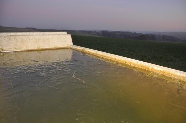 Exmoor : Water Trough