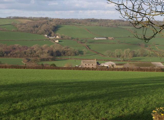 Stabdon Farm