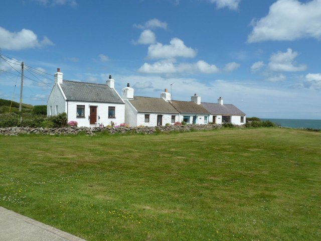 Cottages - Moelfre