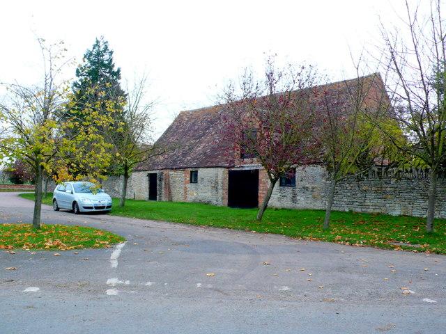 Old Barn at Wickhamford